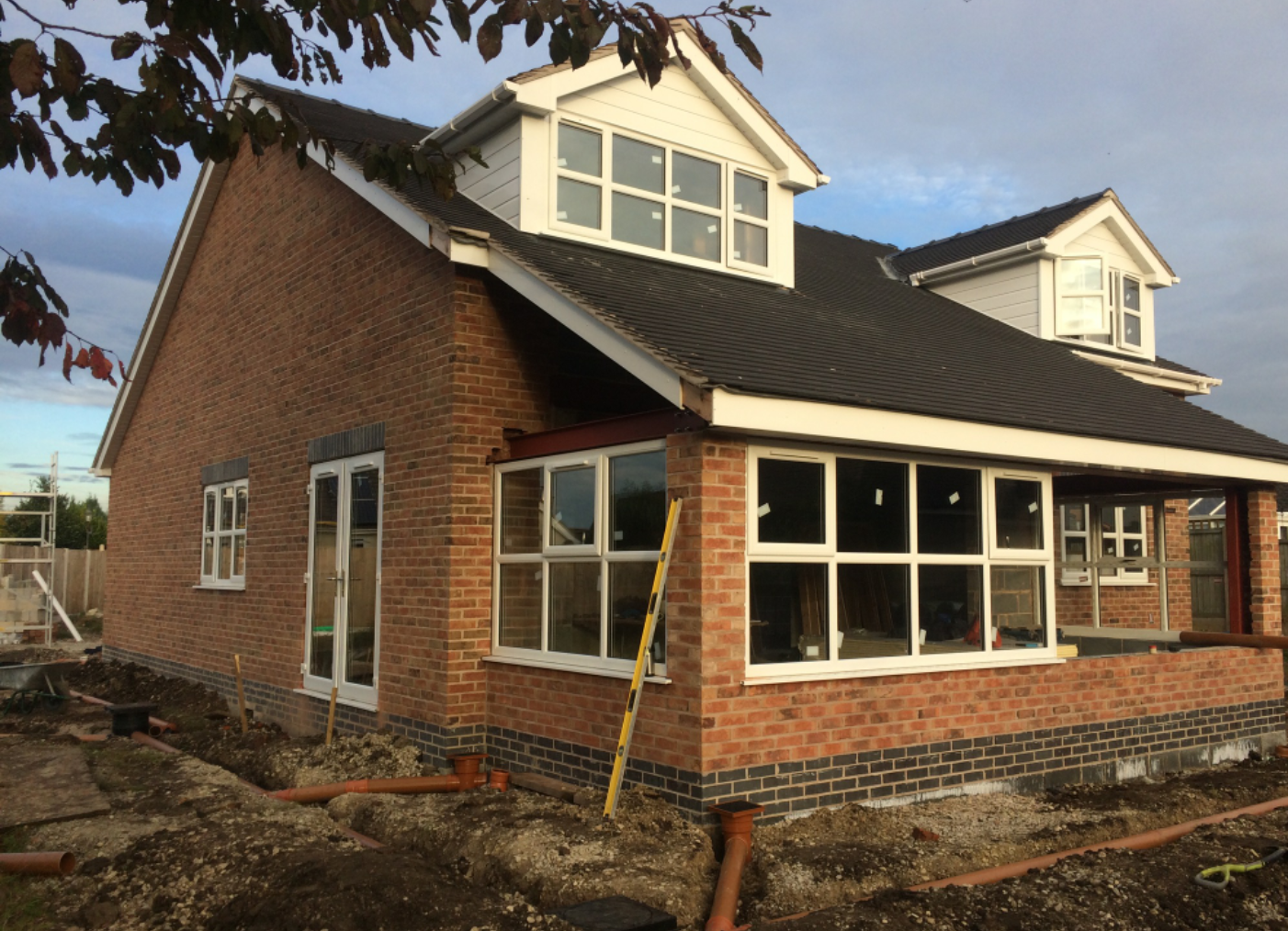 recent project by our builder in northwich