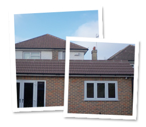 our build services will blened your extension to your home seamlessley